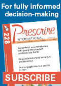 Subscribe to Prescrire International