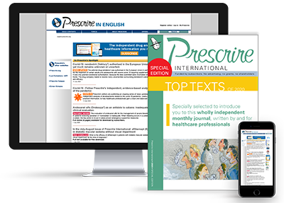 Receive the Special Edition from the Editors of Prescrire International