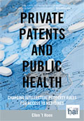 Private Patents and Public Health